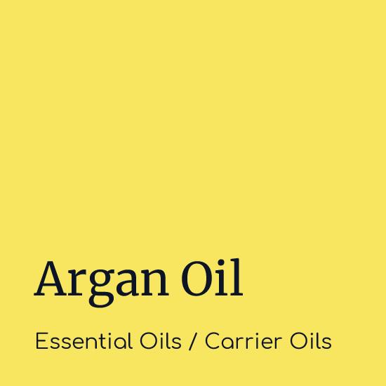 Argan Oil - Essential Oils - Carrier Oils - Believe Botanicals