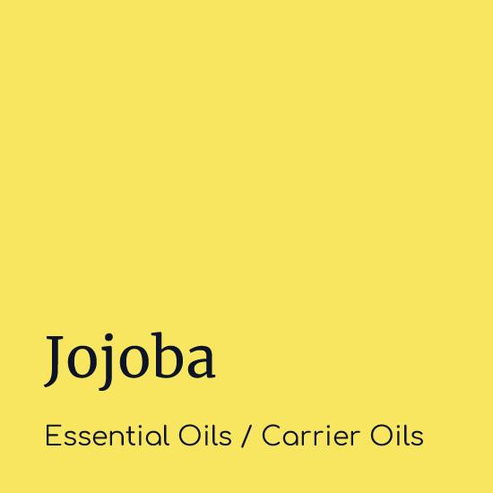 Jojoba Oil - Carrier Oils - Believe Botanicals
