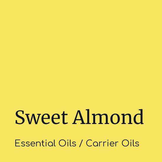 Sweet Almond Oil - Carrier Oils - Believe Botanicals